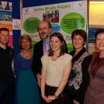Ruairi Murphy (SDO, Meath LSP); Mary Manning (HSE lead on National Dementia); Brain MacCraith (President DCU); Dr. Kate Irving (Head of Elevator Dementia, School of Nursing, DCU); Mary Murphy (Coordinator, Meath LSP) & Cathy Tobin (Dementia Champion & Coordinator CNME, Ardee).