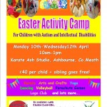 Easter Camp Flyer