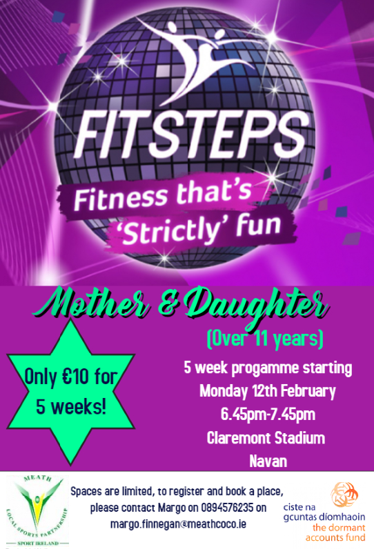 Fitsteps - Meath Sports